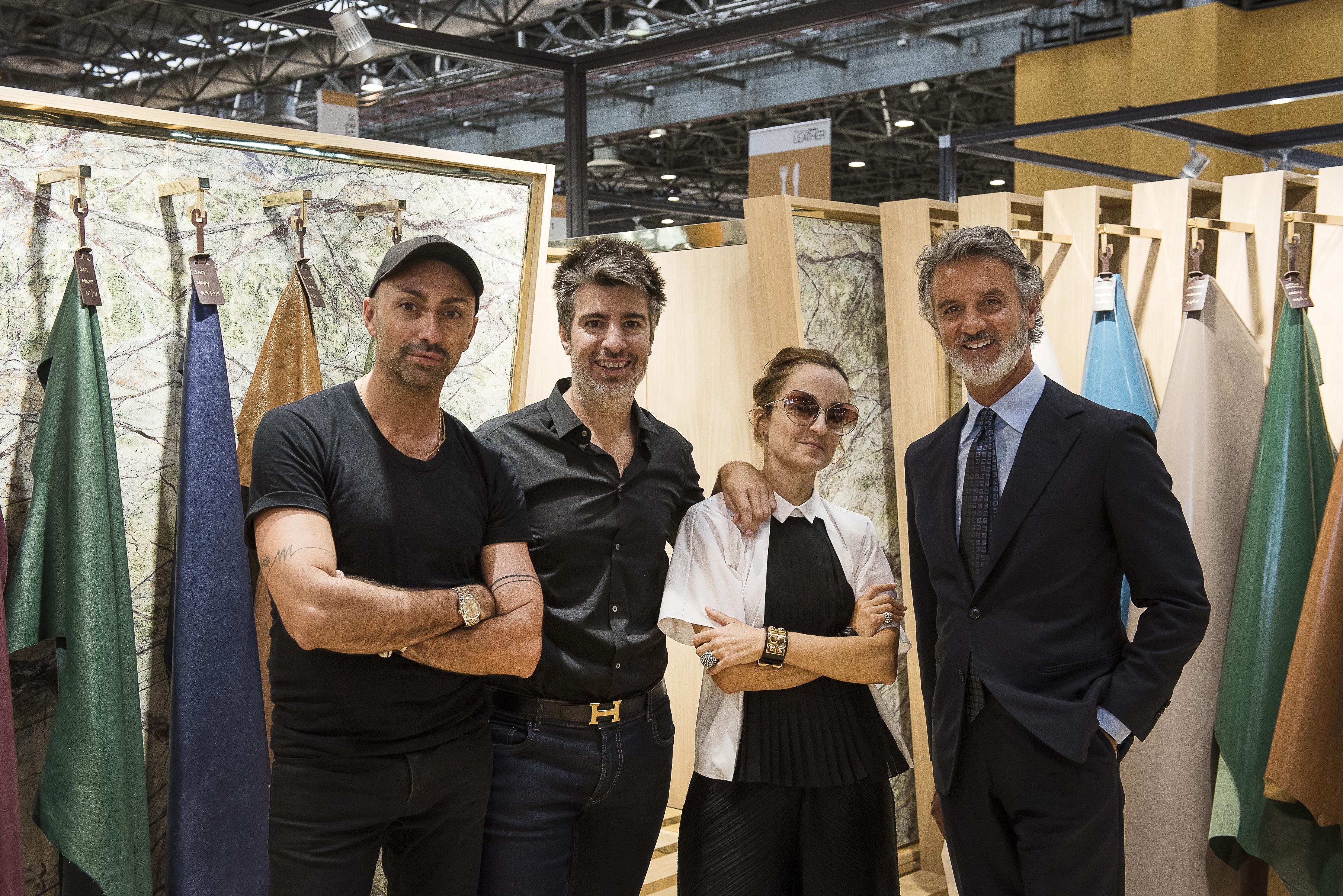 stand-conceria-superior-première-vision-paris-settembre-2018